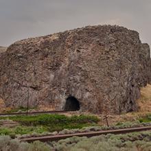 Tunnel, Palisade, Nevada  2018