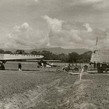 Puntarenas airport  c. 1930–31