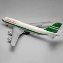 Cathay Pacific Airways Boeing 747-300 airliner model aircraft 1986