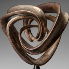 Torus Knot_3_5 sculpture  2010