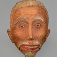 Mask, old man