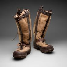U.S. Army Air Forces arctic flight boots  c. 1944