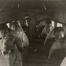 Asleep Aloft  c. 1930–31