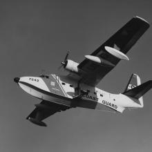 Grumman HU-16E Albatross seaplane  1963
