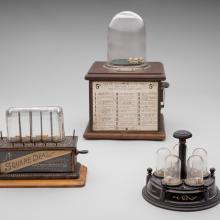 Early Dice Machines 1891-1900
