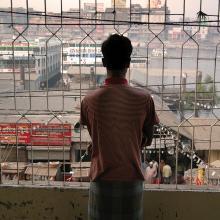 Sadarghat Ferry Terminal, Dhaka, Bangladesh  2009