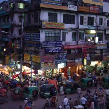 Farmgate, Dhaka, Bangladesh  2009