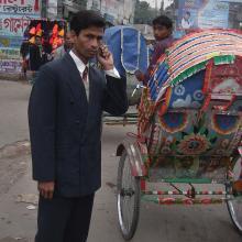 Businessman, Rangpur, Bangladesh  2009
