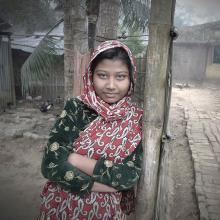 Young Woman, Comilla, Bangladesh  2009