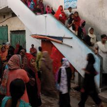 Garment Workers, Chittagong, Bangladesh  2009