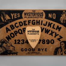 The Mysterious Planchette  c. 1940