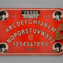 Yogee: The Amazing Answer Board  c. 1944