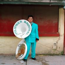 Trombonista de la Polifónica Magistral  2013