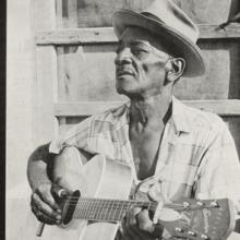 """Texas Songster"" Mance Lipscomb"