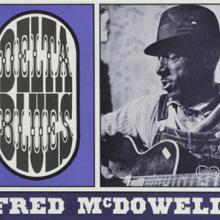 """Delta Blues"" Mississippi Fred McDowell  1964"