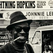"""Texas Blues Man"" Lightnin' Hopkins"
