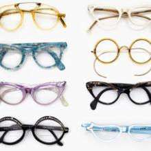 Eyeglasses c. 1915–70s