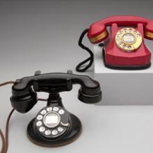 Desk phone, model 102 c. 1920s