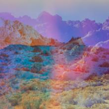 Psychscape 73  (Downs, Mount, CA), Psychscape 18 (Banner Ridge, CA), by Terri Loewenthal