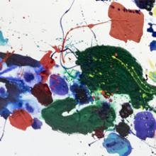 Sam Francis, Untitled