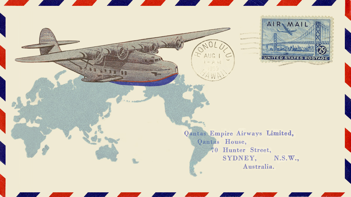 Upcoming Exhibition | Airmail Down Under