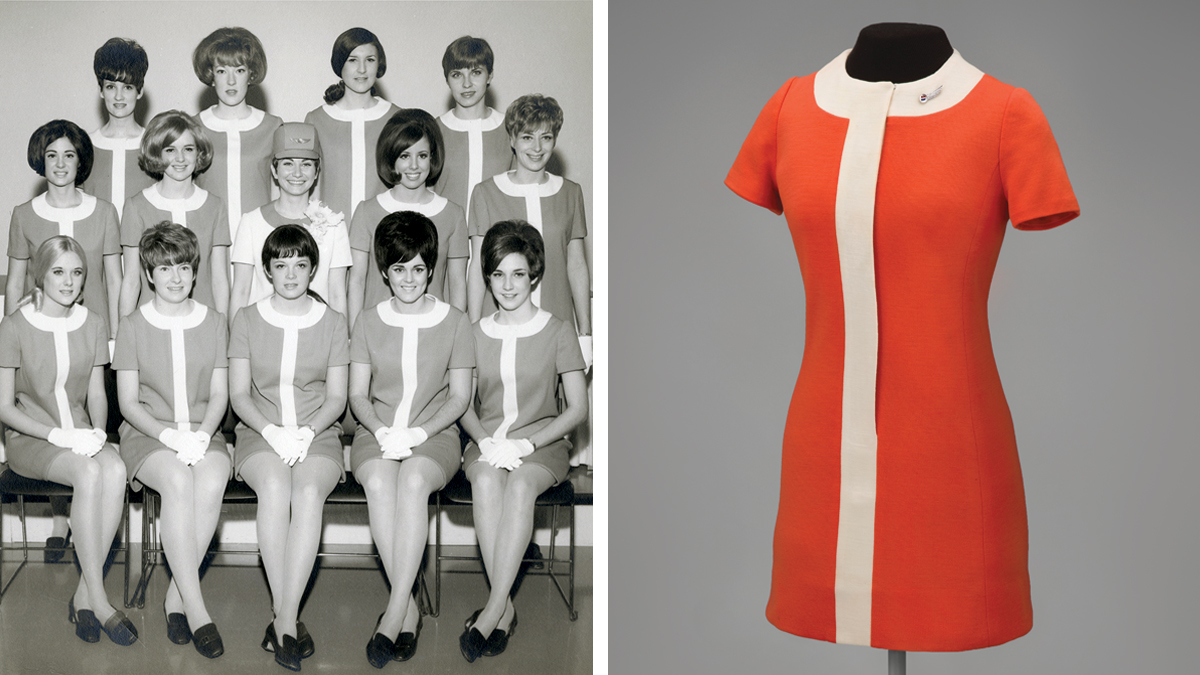 Upcoming Post | Flight Patterns—Airline Uniforms from the 1960s–70s